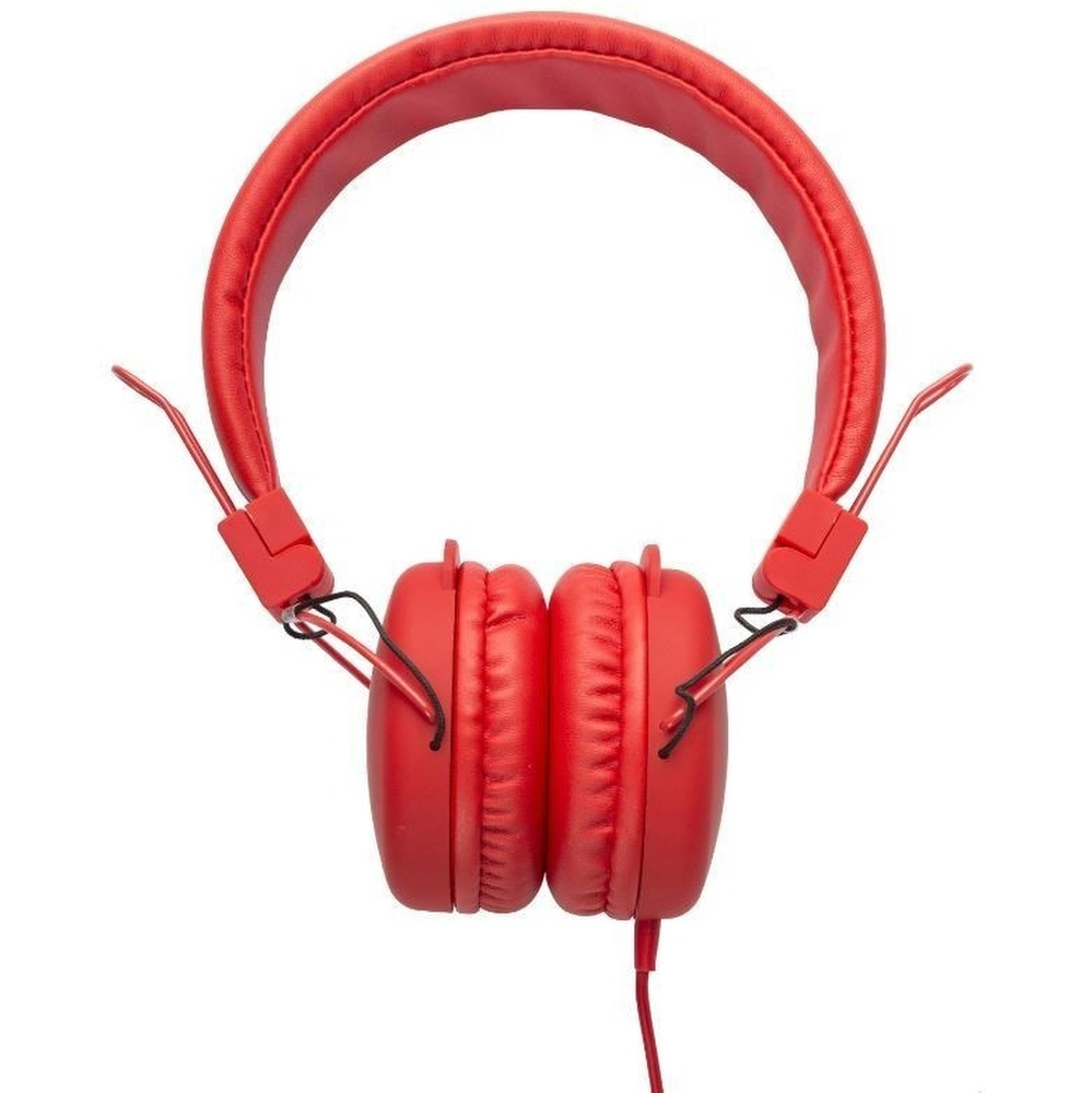 CASQUE AUDIO SWEEX SWHP100R JACK 3-5 1M ROUGE
