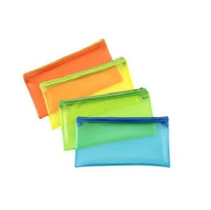 TROUSSE PLATE PVC COULEURS FLUO ASSORTIES