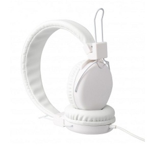 CASQUE AUDIO SWEEX SWHP100W JACK 3-5 1-20M BLANC