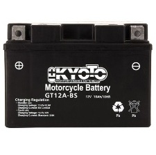 BATTERIE SCOOTER GT12A-BS-YT12A-BS