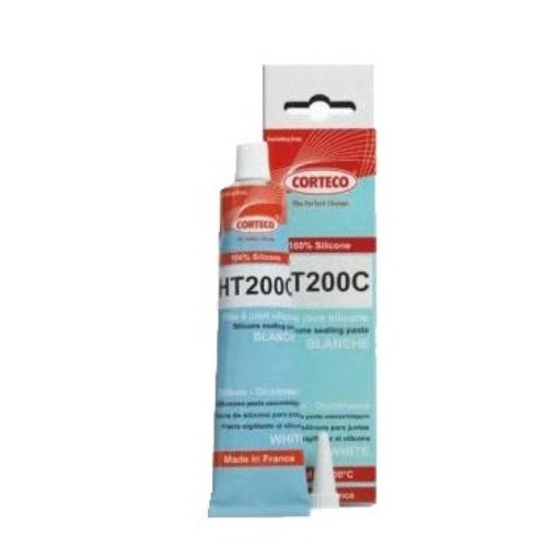 PATE A JOINT SILICONE - SUBSTANCE ETANCHEISANTE - CORTECO