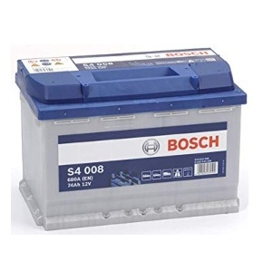 BATTERIE SILVER - BOSCH 680A - 74AH
