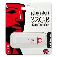 CLE MIMOIRE 32GO KINGSTON TRAVELER G4 - USB-3