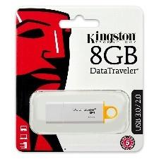 CLE USB 8GO KINGSTON TRAVELER G4 USB 3 0