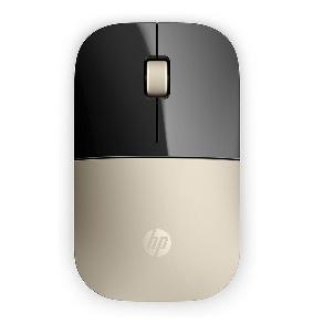 SOURIS SANS FIL HP Z3700 DORE NOIR