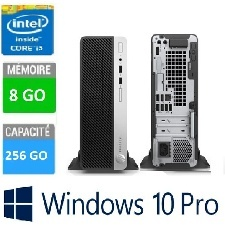 PC ELITEDESK 400 G5 I5-7500 8GB-256 SSD WINDOWS 10 PRO