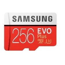 CARTE MEM 256GO MICRO-SD SAMSUNG MB-MC256GA-EU