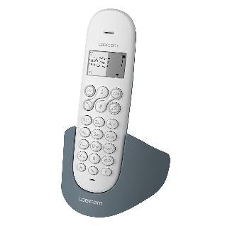 TELEPHONE SANS FIL LOGICOM AURA 150 SOLO ARDOISE