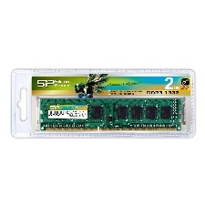 MEMOIRE DDR3-1333 2GO PC3-10600 SILICON POWER