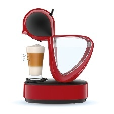 CAFETIERE KRUPS DOLCE GUSTO INFINISSIMA ROUGE