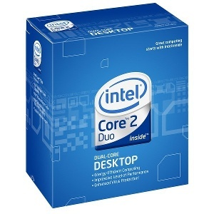 PROCESSEUR INTEL E4600 CORE2DUO 2.4GHZ 2MO/800B