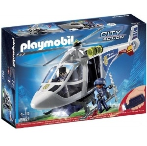 HELICOPTERE DE POLICE