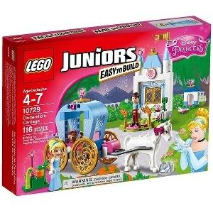 LE CARROSSE DE CENDRILLON LEGO JUNIORS