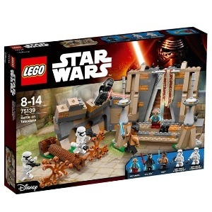 LA BATAILLE DE TAKODANA LEGO STAR WARS A PARTIR 8 ANS