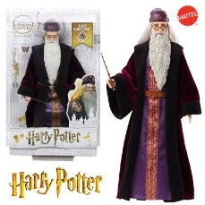 HARRY POTTER POUPEE DUMBLEDORE