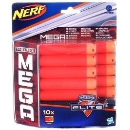 NERF MEGA RECHARGES X10