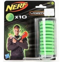 NERF VORTEX RECHARGES X10