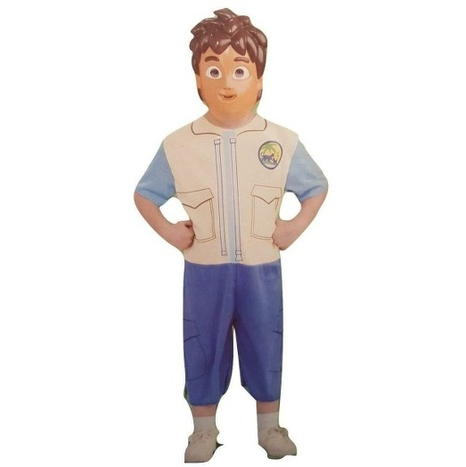 COSTUME DIEGO 4-6 ANS