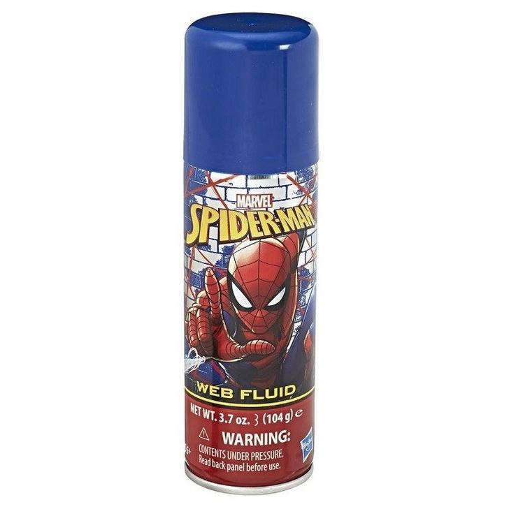 RECHARGE FLUIDE SPIDER-MAN