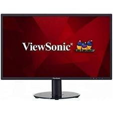 """ECRAN 24""""  VIEWSONIC VA2407H VGA-HDMI"""