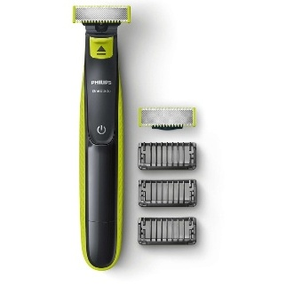 PHILIPS TONDEUSE A BARBE +3 SABOTS
