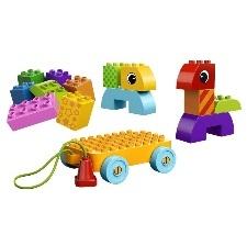 BRIQUES LEGO DUPLO JEU DE CONSTRUCTION À ROULETTES POUR TOUT-PETITS