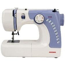 MACHINE A COUDRE ELECTRIQUE JANOME 639X BLANC   VIOLET