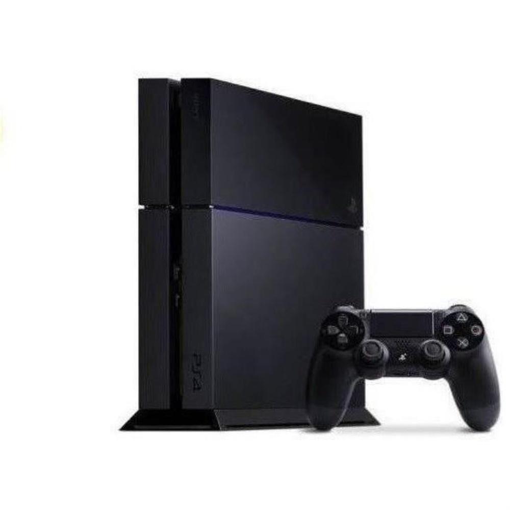 Console PS4 500 Go Noire