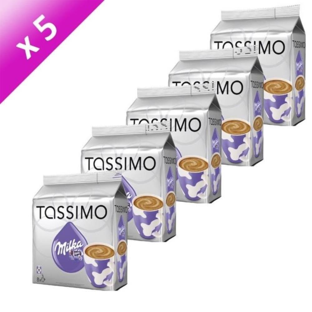 TASSIMO MILKA 16 T-DISCS 346G  X5