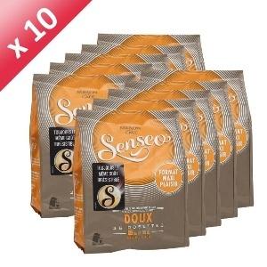 SENSEO DOUX 36 DOSETTES 250G  X10