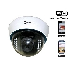 CAMERA IP INT WIFI DOME HEDEN V7.1.3