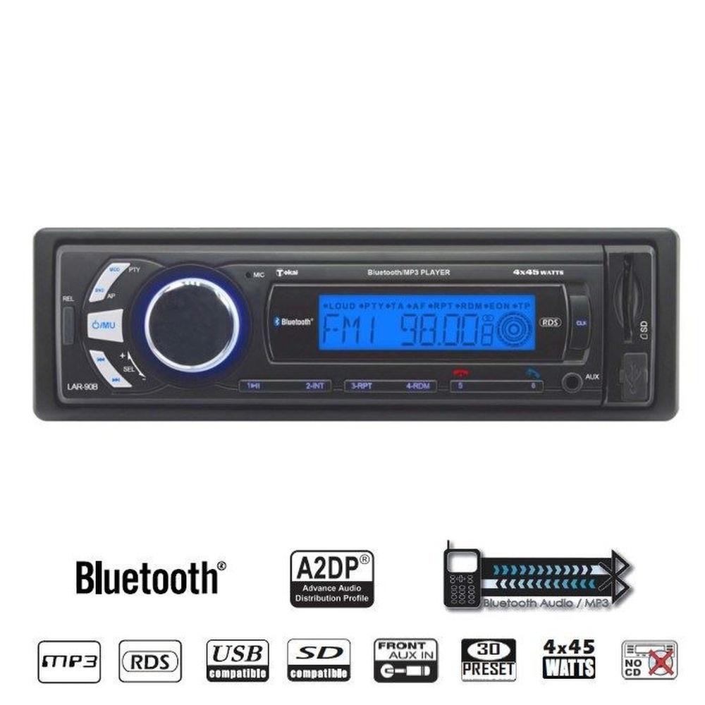 TOKAI LAR 90B AUTORADIO BLUETOOTH - USB - SD
