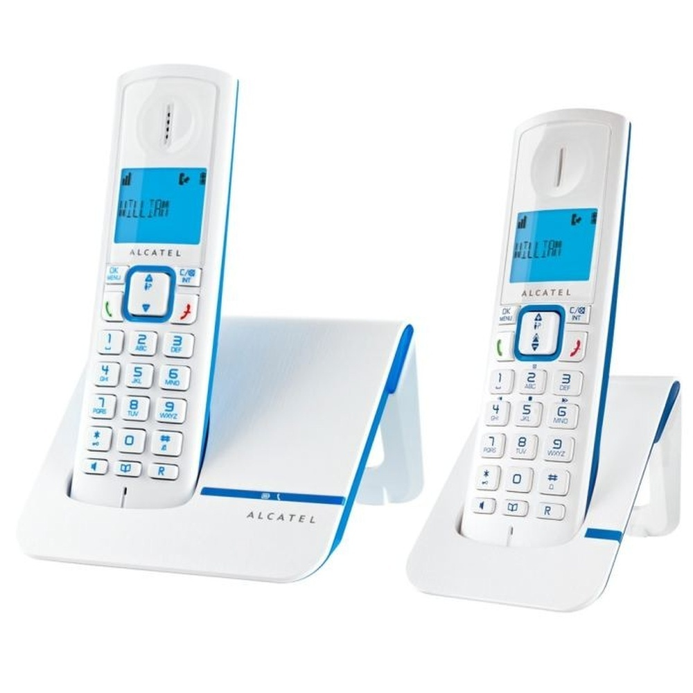 TELEPHONE ALCATEL VERSATIS F230 DUO BLEU