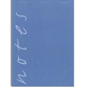 Blocs notes papier 60 g- Blocus agrafés en tete - Clairefontaine