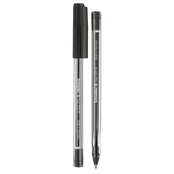 Stylo bille schneider tops 505 pointe conique m noir maor discount - Enlever tache stylo bille ...