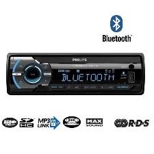 AUTORADIO PHILIPS CE 235BT BLUETOOTH USB SDHC