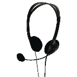 CASQUE STEREO BASIC XL HEADSET1BL NOIR