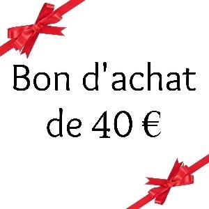 BONACHAT 40 €