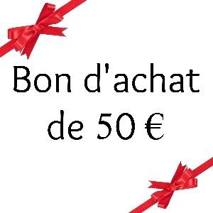 BONACHAT 50 €