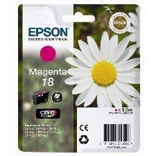 CARTOUCHE ENCRE T1803 MAGENTA EPSON
