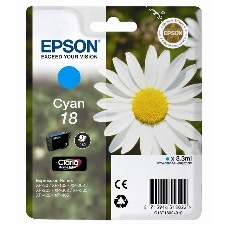 CARTOUCHE ENCRE T1802 CYAN EPSON