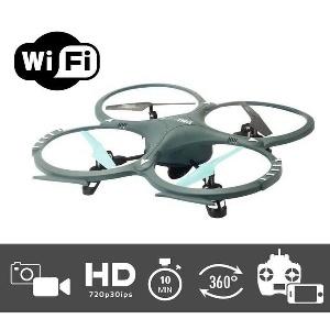 Drone avec caméra PNJ DISCOVERY HD 720p intégrée