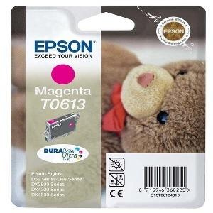 CARTOUCHE EPSON T0613 MAGENTA (C13T06134010)
