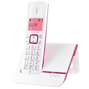 TELEPHONE ALCATEL VERSATIS F230 ROSE
