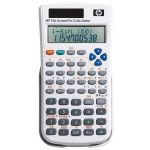 CALCULATRICE HP 10S