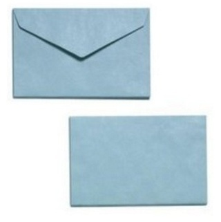 ENVELOPPES ELECTIONS  BLEUE